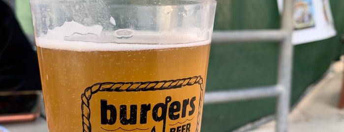 Burgers, Bait & Beer is one of Food/Drink San Diego.