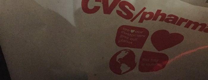 CVS/pharmacy is one of สถานที่ที่ Donald ถูกใจ.