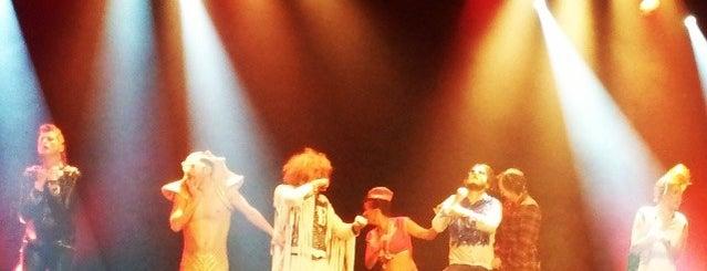 L'Européen is one of LIVE MUSIC PARIS.