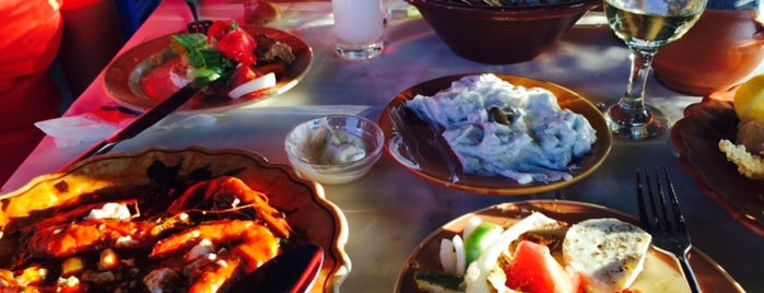 Oromedon is one of Greek Food Hangouts.