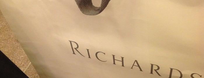 Richards is one of Shopping Cidade Jardim.