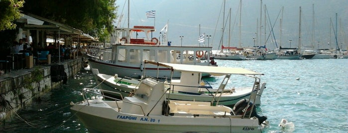 Cheer's is one of Lefkada.