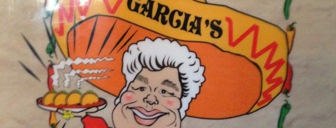 Garcia's Kitchen is one of Locais salvos de Vicki.
