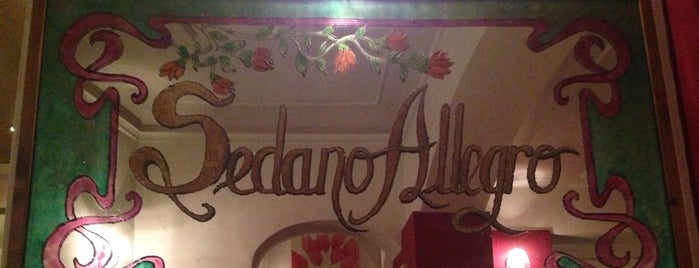 Il Sedano Allegro is one of Eat in Florence.