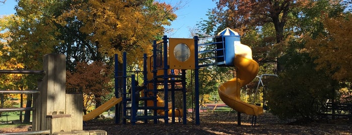 Delaware Park Playground is one of Buffalo Playgrounds.