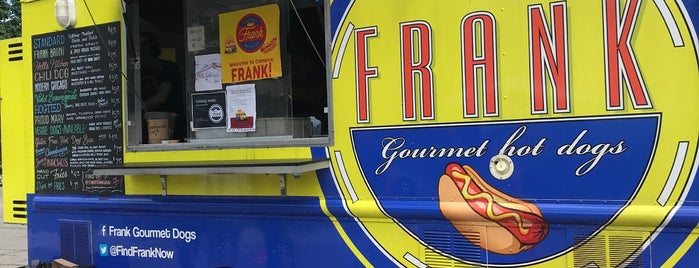 Frank Gourmet Hot Dogs is one of WNY Restaurants.