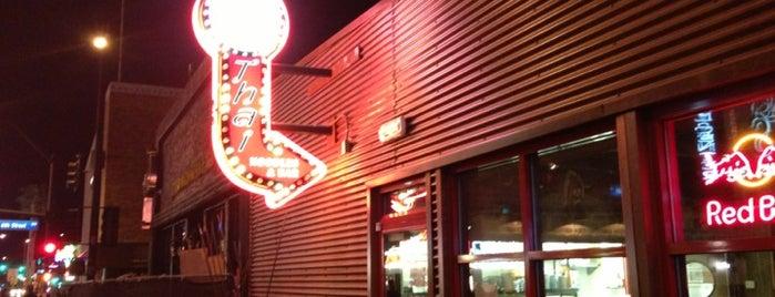 Le Thai is one of Eating Las Vegas: 50 Essential Restaurants 2013.