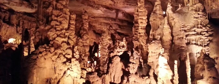 Cathedral Caverns State Park is one of Places to go in life.