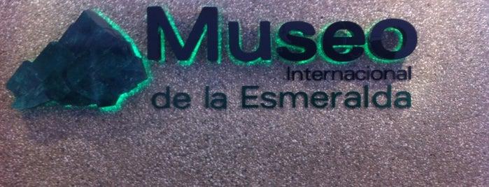 Museo Internacional de la Esmeralda is one of selección Bogota.