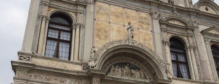 Scuola Grande di San Marco is one of Kevin : понравившиеся места.
