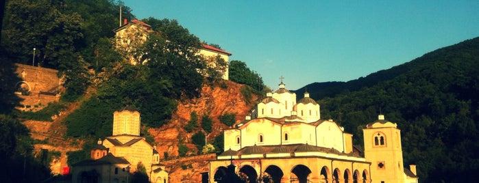 Манастир Свети Јоаким Осоговски / Joachim of Osogovo Monastery is one of Orte, die Marija🍭 gefallen.