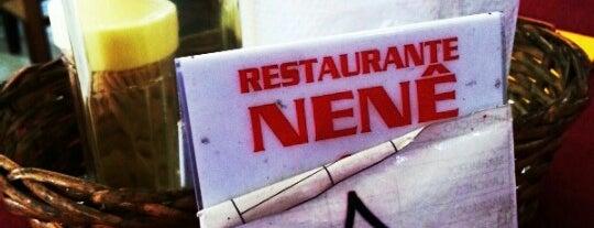 Restaurante do Nenê is one of Gespeicherte Orte von Cris.