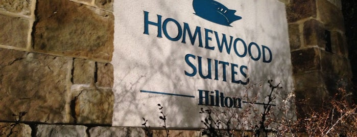 Homewood Suites is one of สถานที่ที่ Heidi ถูกใจ.