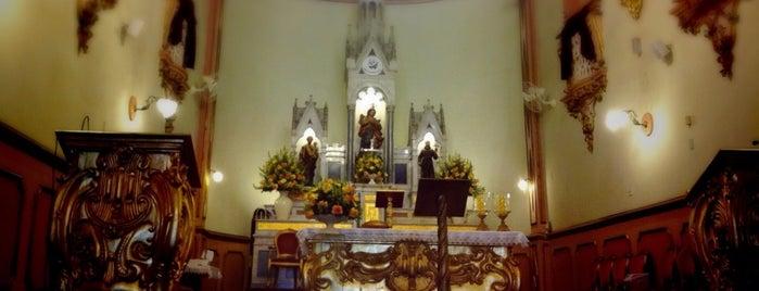 Igreja Matriz Imaculada Conceição is one of สถานที่ที่ Thiago ถูกใจ.
