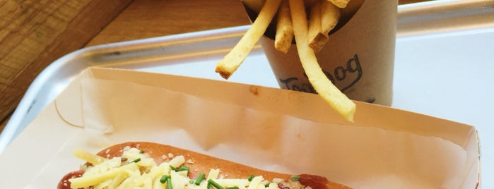 Top Dog is one of New London Openings 2015.
