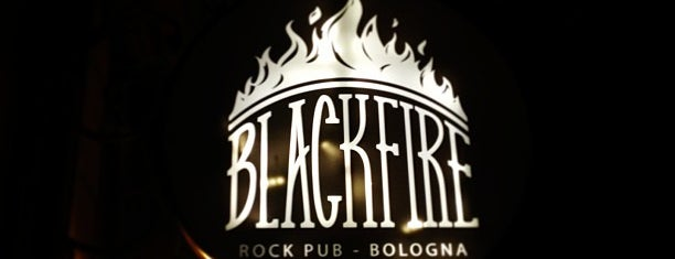 Black Fire is one of Bologna.