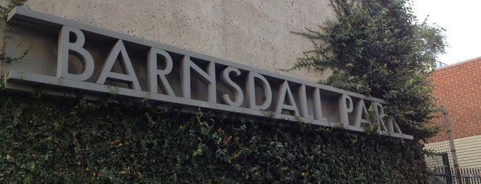 Barnsdall Art Park is one of LOS ANGELES.