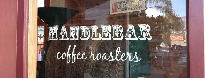 Handlebar Coffee is one of Cali.