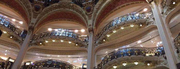 Galeries Lafayette Homme is one of Orte, die Sandro gefallen.