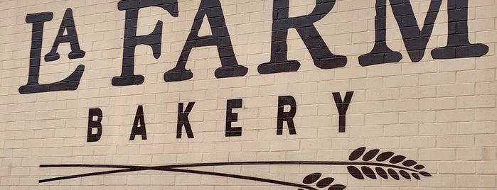 La Farm Bakery is one of Orte, die D gefallen.