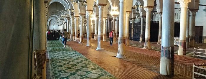 جامع عقبة بن نافع | La Grande Mosquée | Great Mosque of Kairouan is one of Top photography spots.