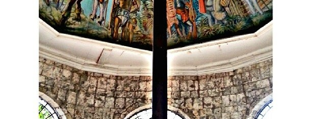 Magellan's Cross is one of Cebu.