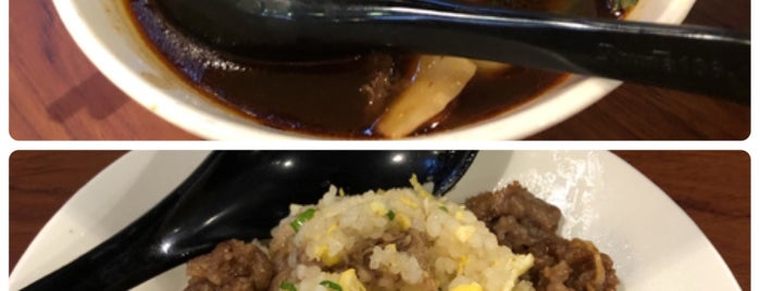 段純貞牛肉麵 is one of 台灣牛肉麵.