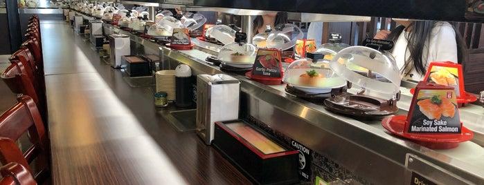 Kura Sushi Bar is one of Chicago.