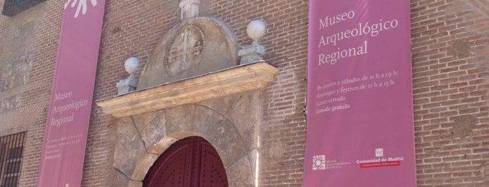 Museo Arqueológico is one of Madrid.