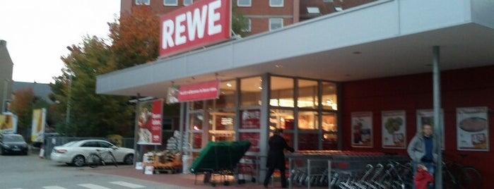 REWE is one of Orte, die Kai gefallen.