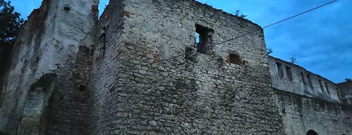 Чортківський замок / Chortkivskiy castle is one of To-Go-List.
