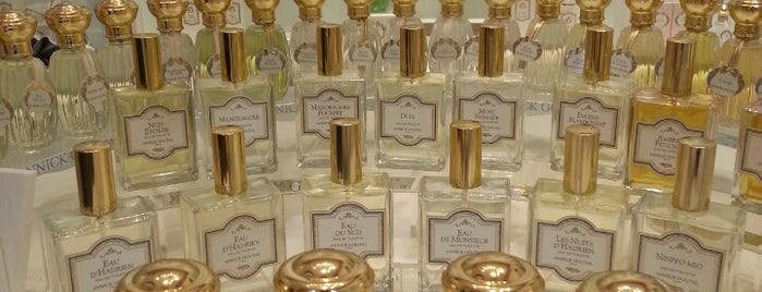 Annick Goutal is one of Paris Parfumeries.