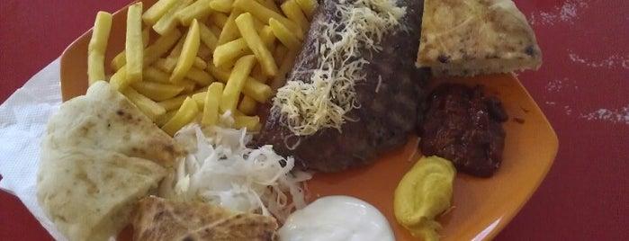 Maka grill is one of Orte, die Strahinja gefallen.