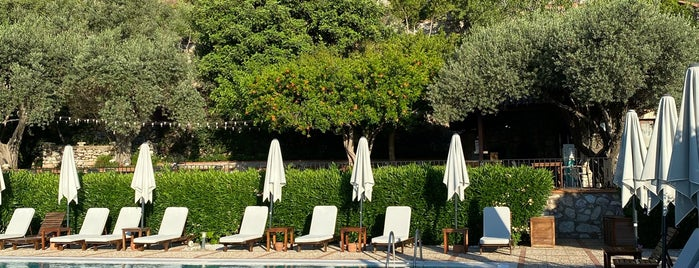 Dionysos Hotel is one of Otel.