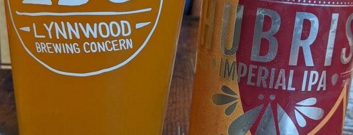 Lynnwood Brewing Concern is one of NC Craft Breweries.