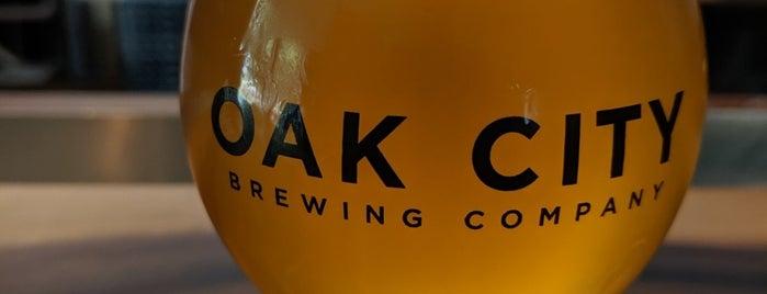 Oak City Brewing is one of สถานที่ที่ Ryan ถูกใจ.