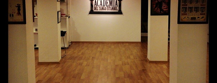 Academia Del Tango İstanbul is one of sosyal.