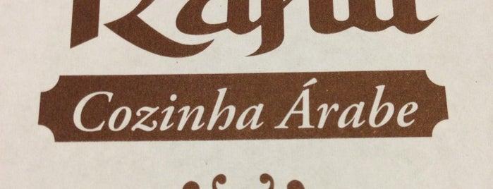 Raful Cozinha Árabe is one of To do list 2014.