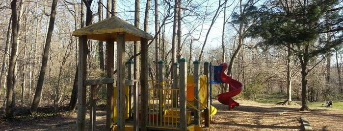 Merrimack Park is one of Lieux qui ont plu à Barak.
