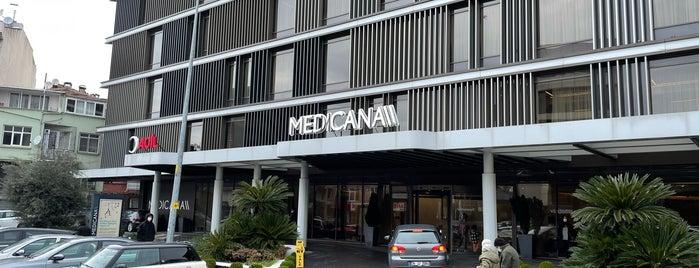 Medicana Kadıköy is one of สถานที่ที่ Pelin ถูกใจ.