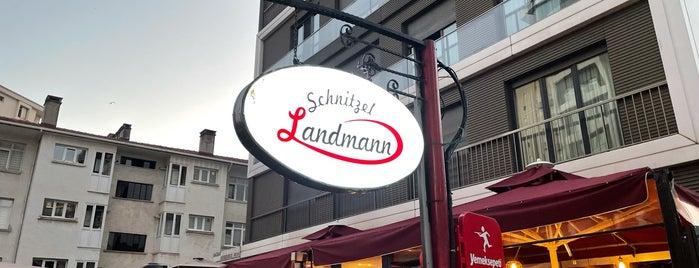 Schnitzel Landmann is one of Cadde.