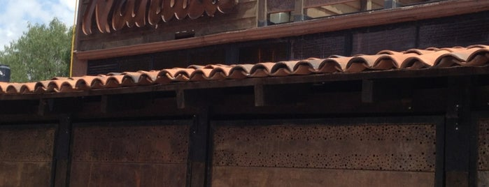 El Nahual (Restaurant & Bar) is one of Daniela 🤖 님이 좋아한 장소.
