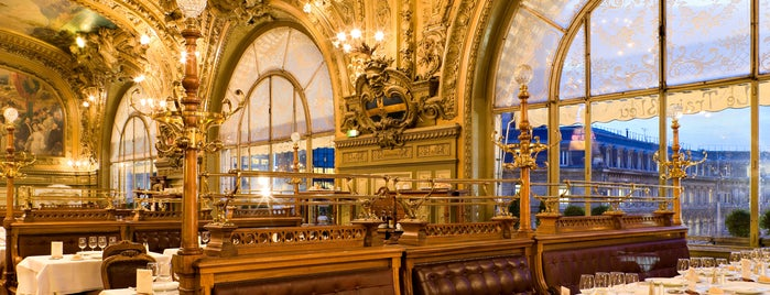 Le Train Bleu is one of Paris.
