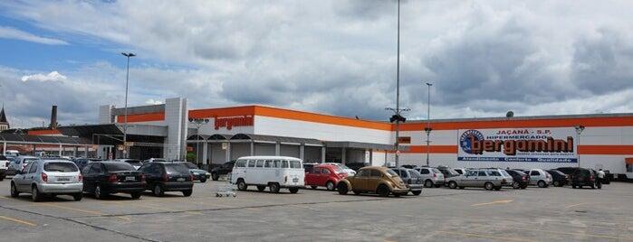 Supermercado Bergamini is one of Lugares favoritos de Igor.