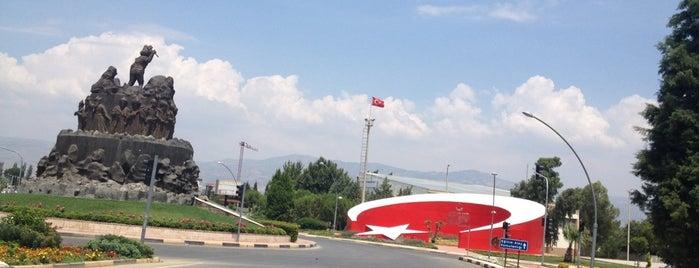 Alparslan Türkeş Meydanı is one of themaraton.