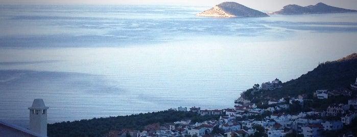 Kalkan Villaları is one of Orte, die Mahi gefallen.