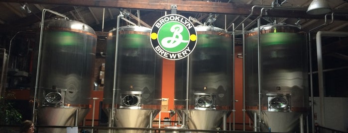 Brooklyn Brewery is one of Top 10 Craft Beer Brewery List.