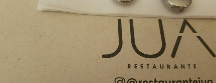 Juá Restaurante is one of Goiania.