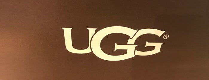 UGG is one of Mis favoritos.