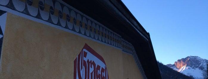 Enzianbrennerei Grassl is one of Orte, die Dominik gefallen.
